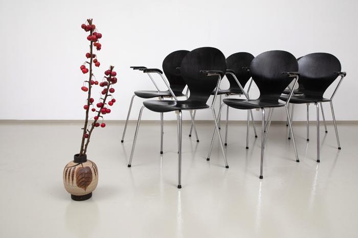 Phoenix Denmark Esszimmerstühle Set