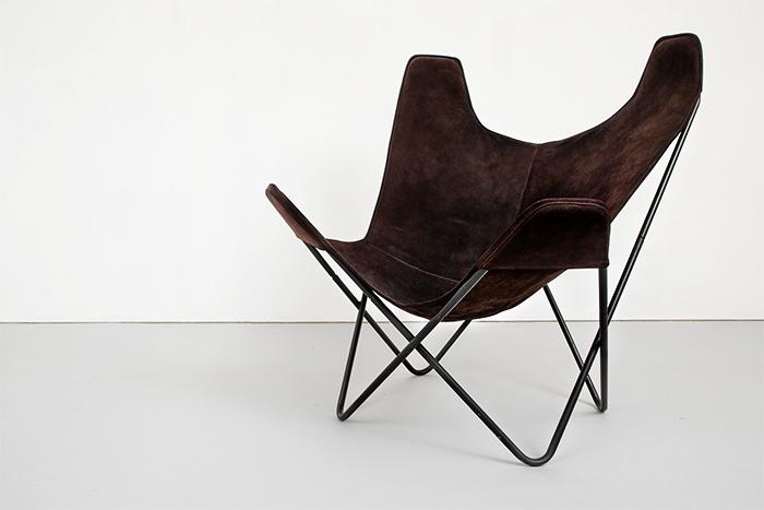 Butterfly Chair, Jorge Ferrari-Hardoy (100)