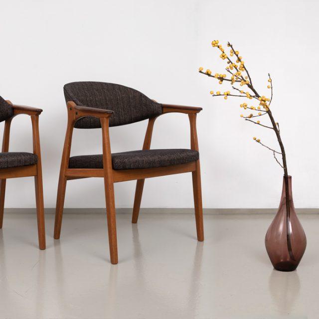 1960er Jahre Stühle Teak (753)