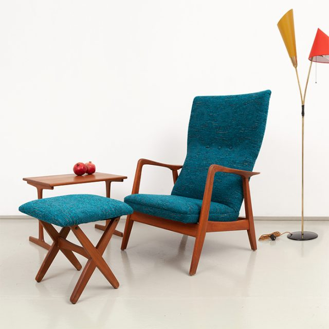 Lounge Chair von Adolf Relling (762)