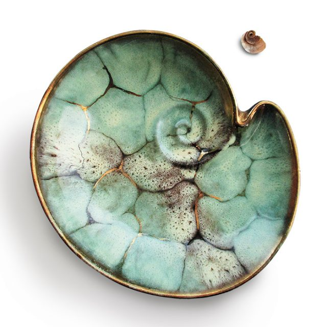 Keramikschale 50er (103)