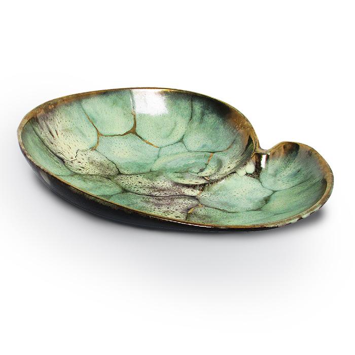 Obstschale midCentury Keramik 50er