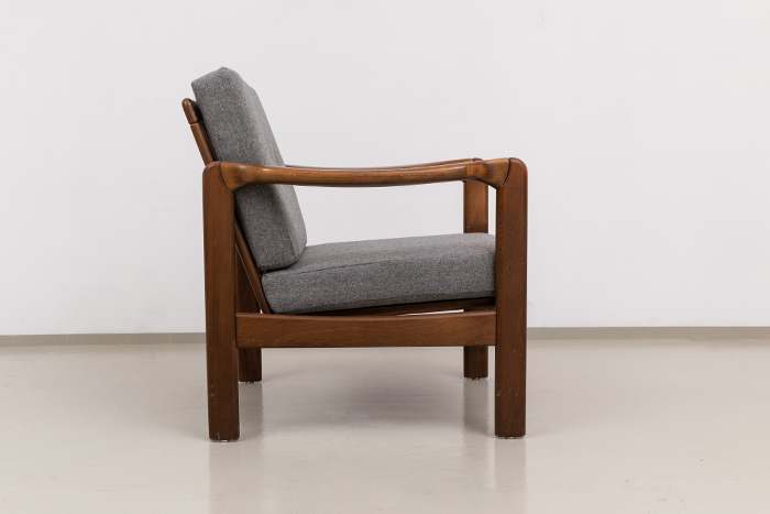 Walter Knoll Chair MidCentury