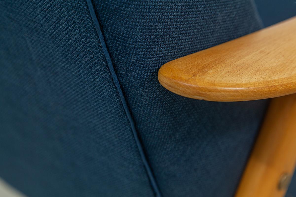 Easy Chair Dux 60er Jahre