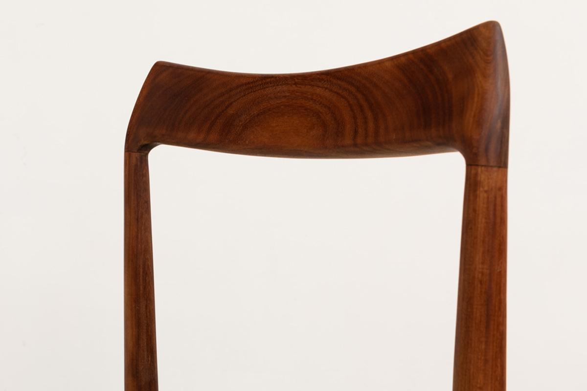 Möller Design Palisander Esszimmerstühle