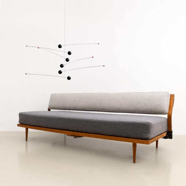 50er Jahre Daybed /Sofa (891)