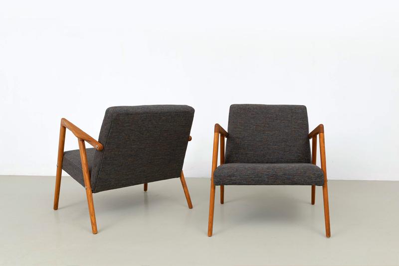 Sessel Eichenholz komfortabel