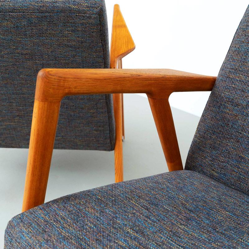 Mid Century Sessel Armchair