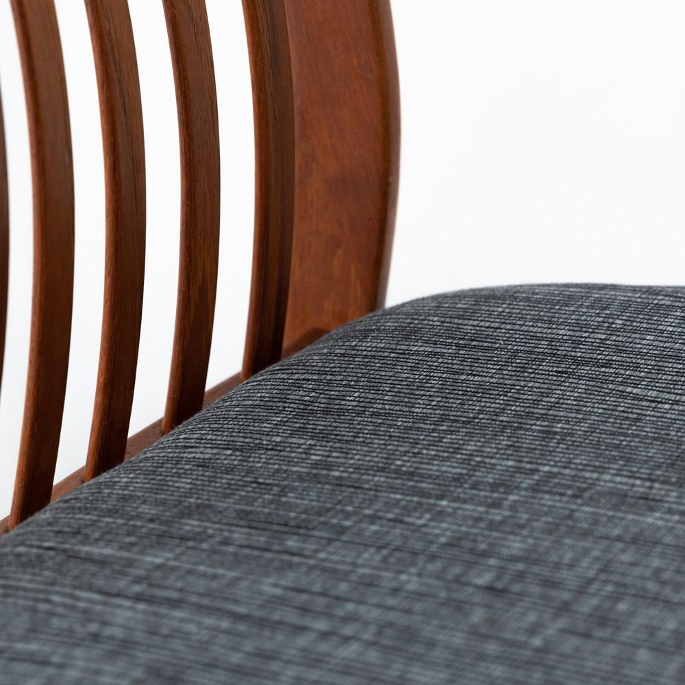 Pflegeleichter Möbelstoff, Sitzfläche