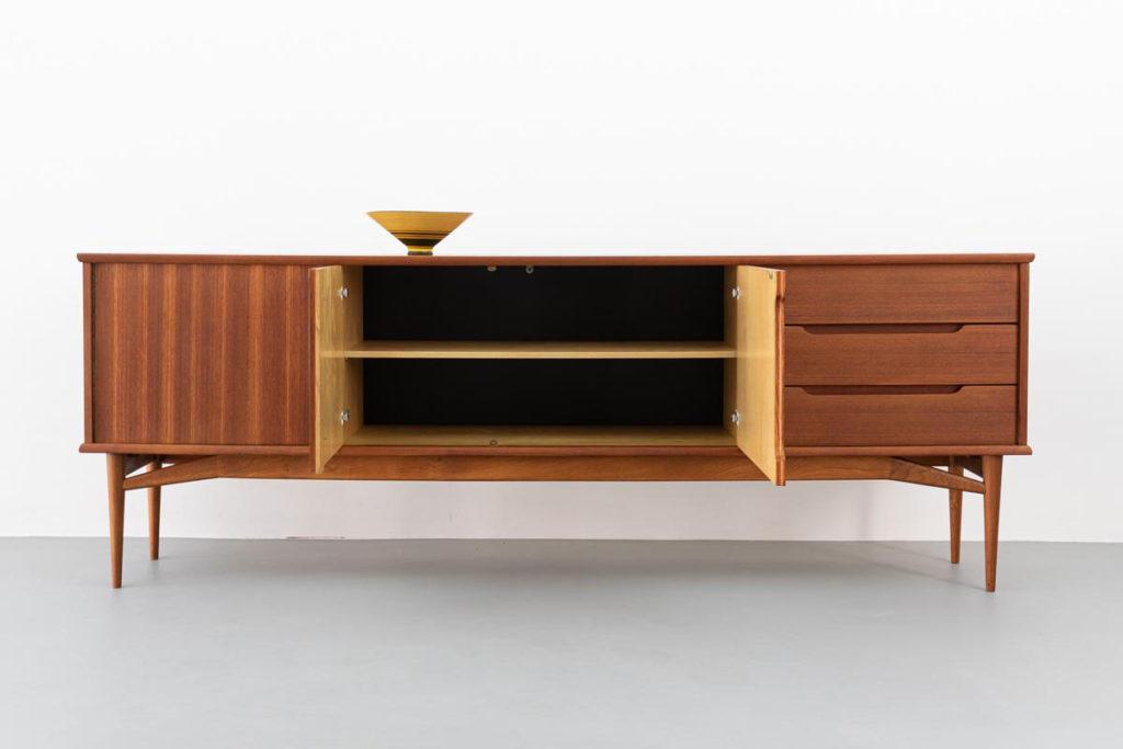 Mid-century Teak Sideboard, Modell Fredericia