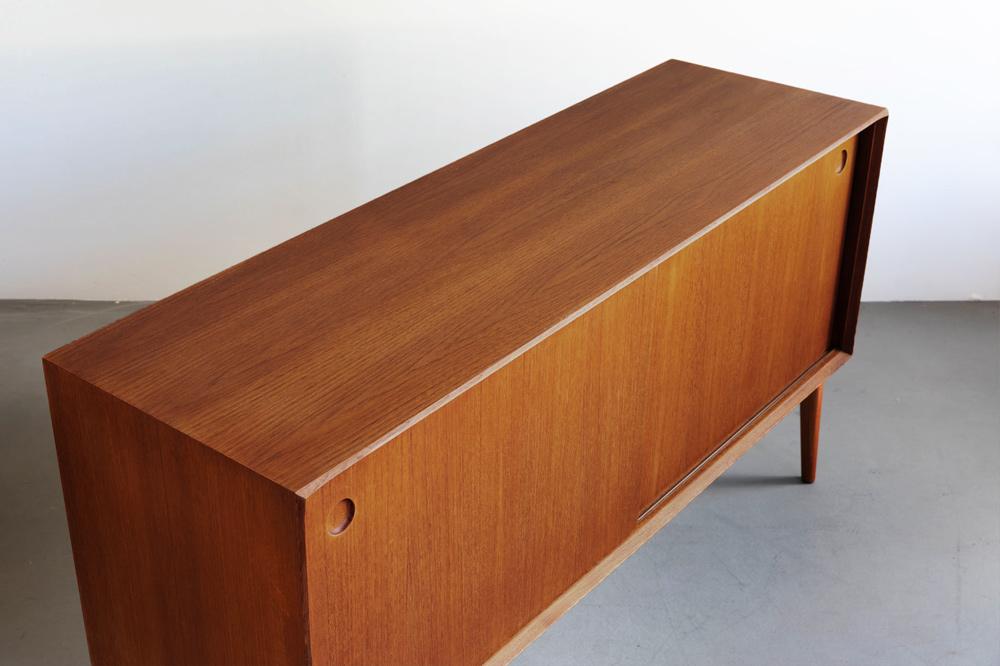 Renz sideboard designklassiker teak