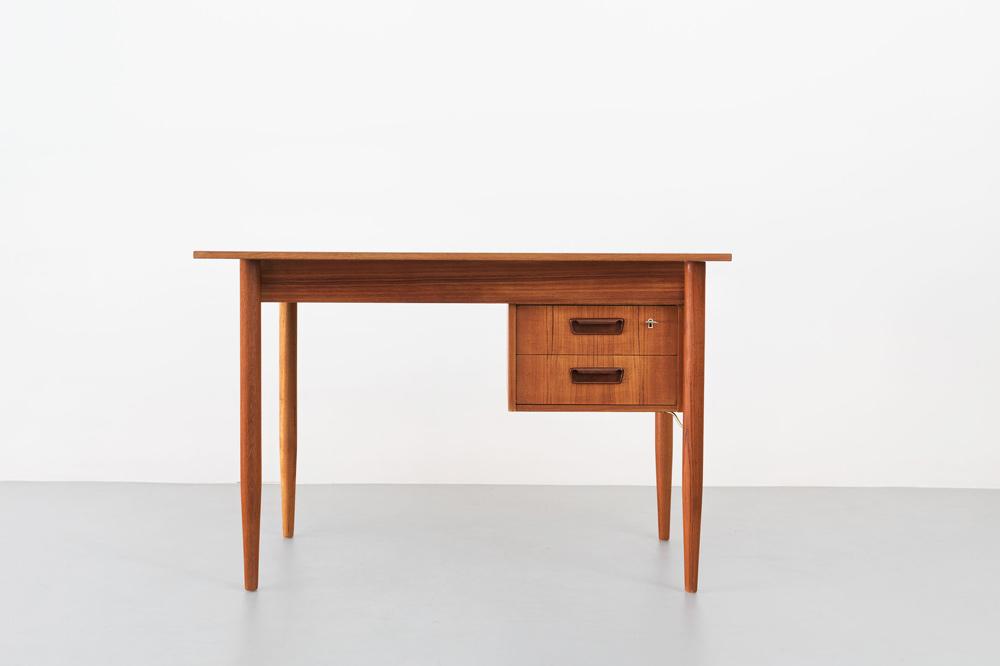 tibergaard Schreibtisch midcentury 60er