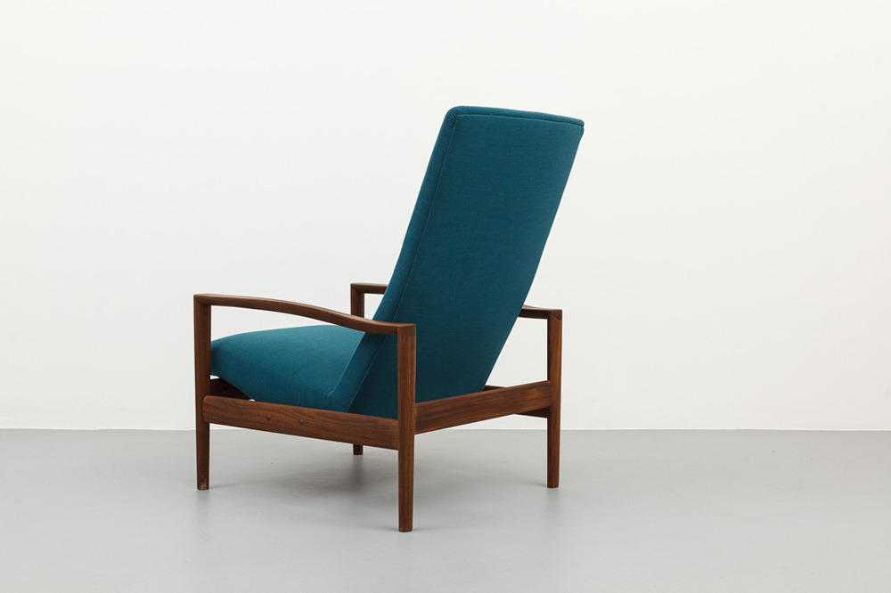 Dysthe palisander chair 60s
