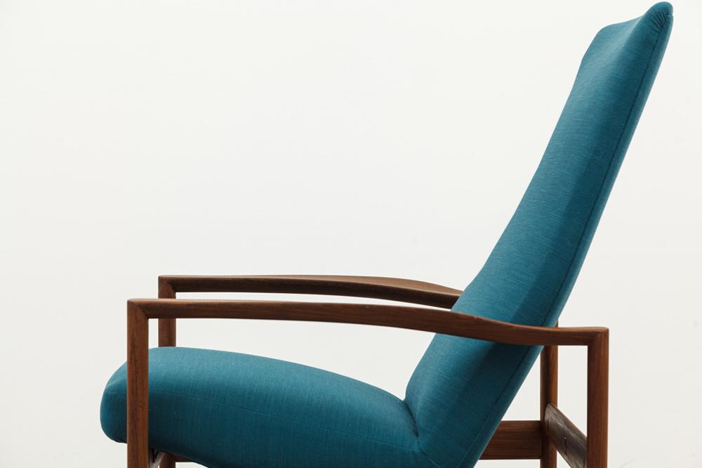 Norwegen Sessel mid-century designklassiker