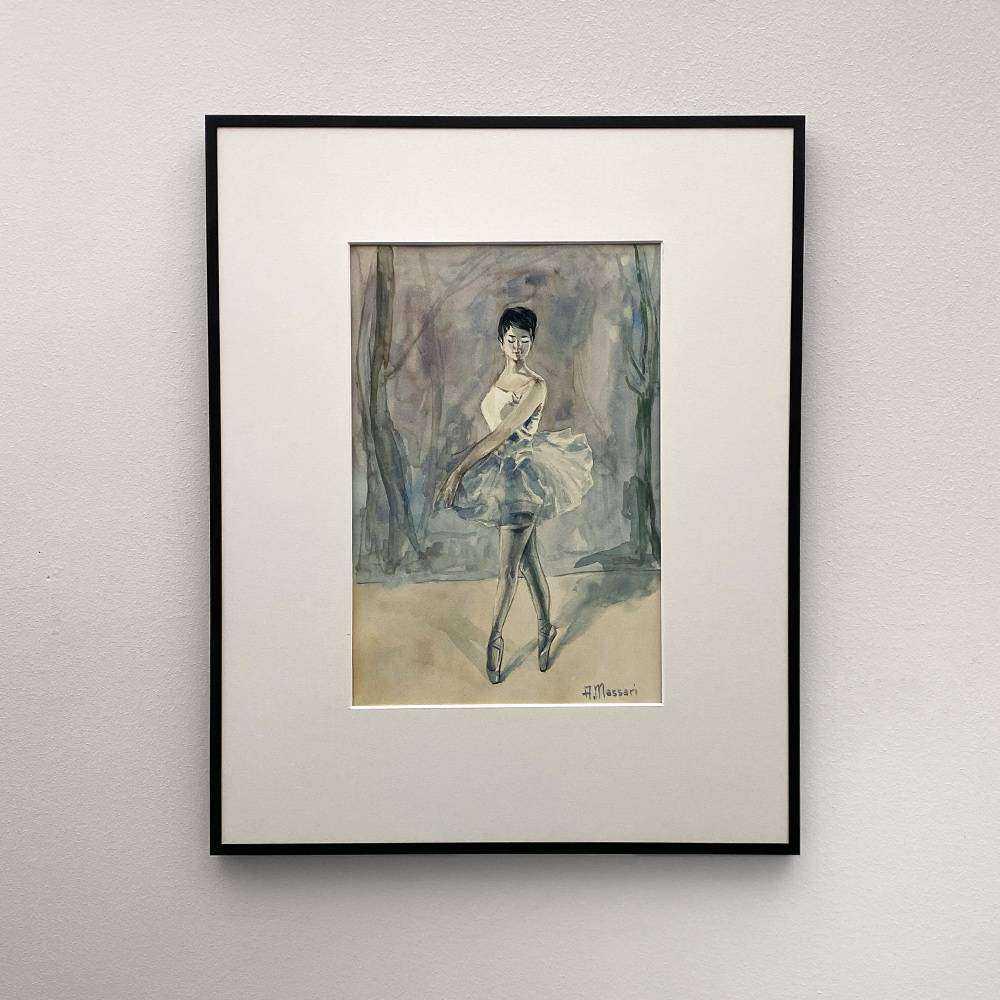 aldo_massari_aquarell_ballerina