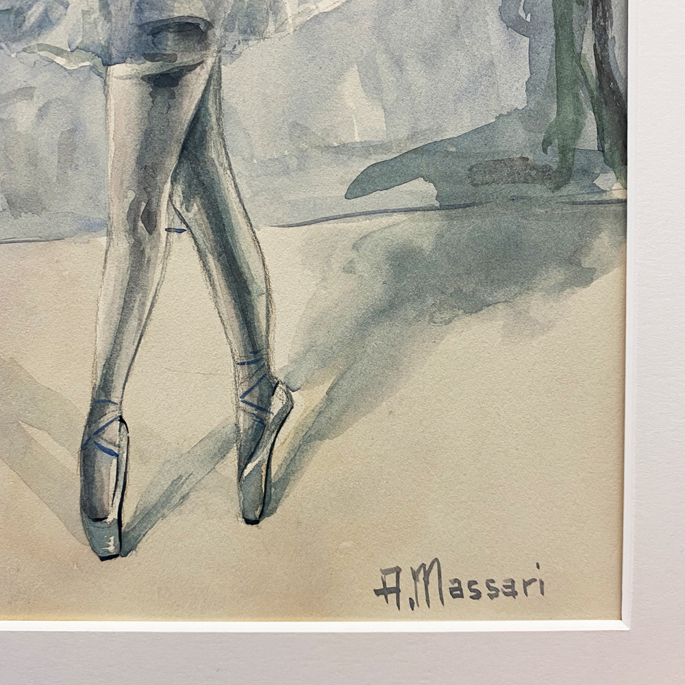 Aldo massari passepartout ballerina