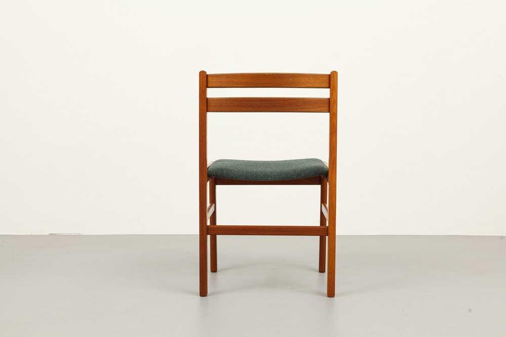 Teak Stühle, Set, Vintage, designklassiker