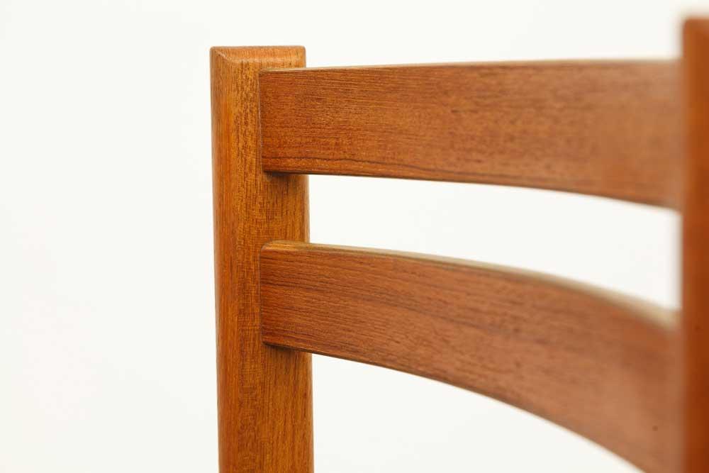Danish Design, Teakholz Stühle, designklassiker