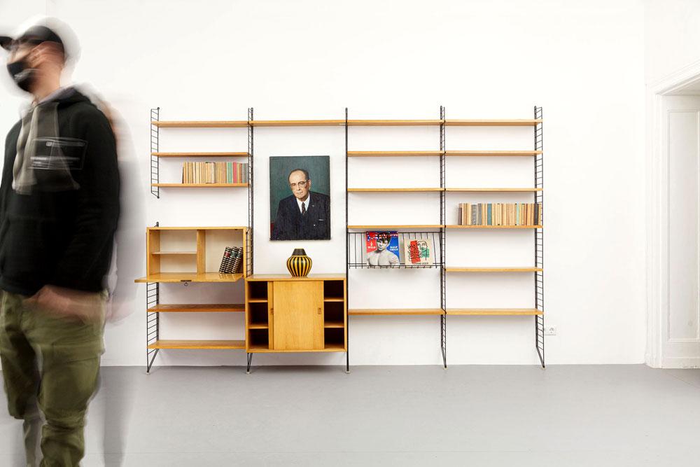 Mid-century, 50er Jahre, Nisse Strinning, designklassiker