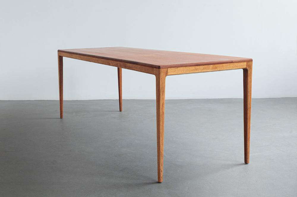 Tisch teak Lohmeyer designklassiker