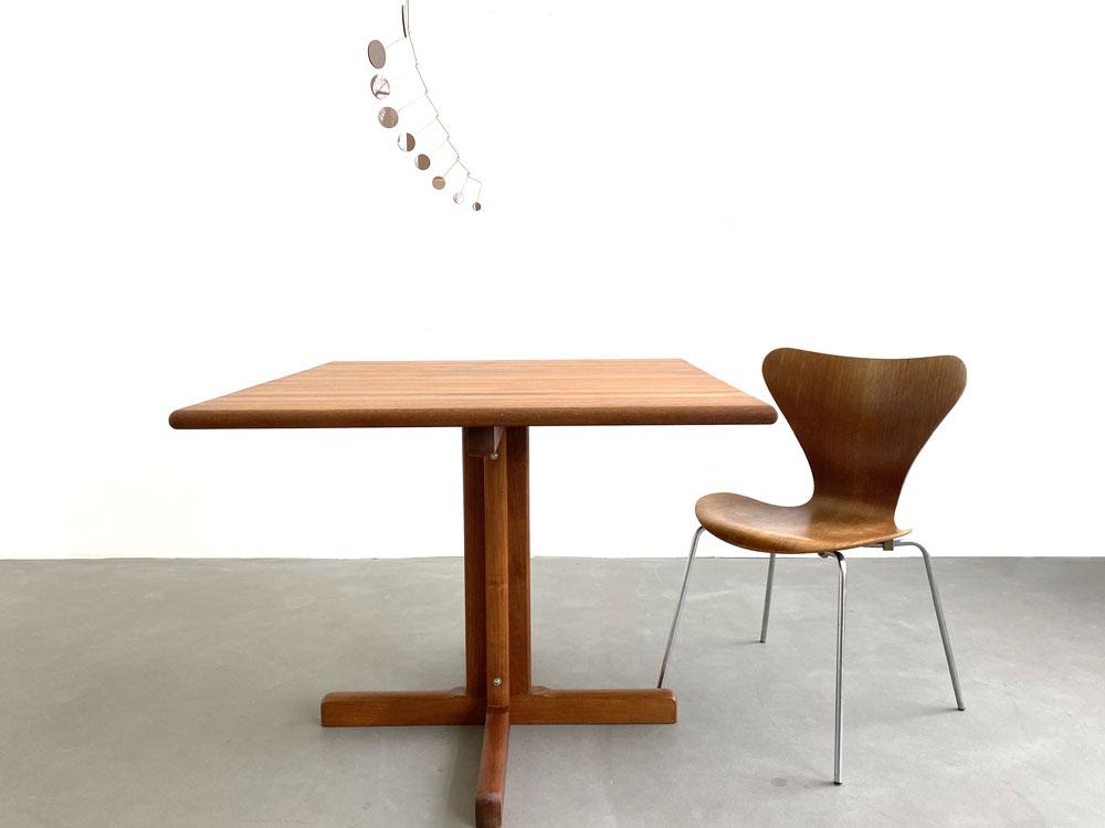 Dänischer Teak Tisch, Vollholz