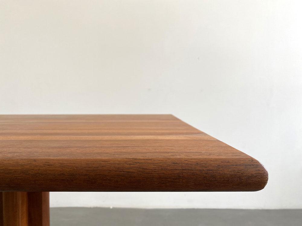 Teak Tisch, quadratisch, 60s