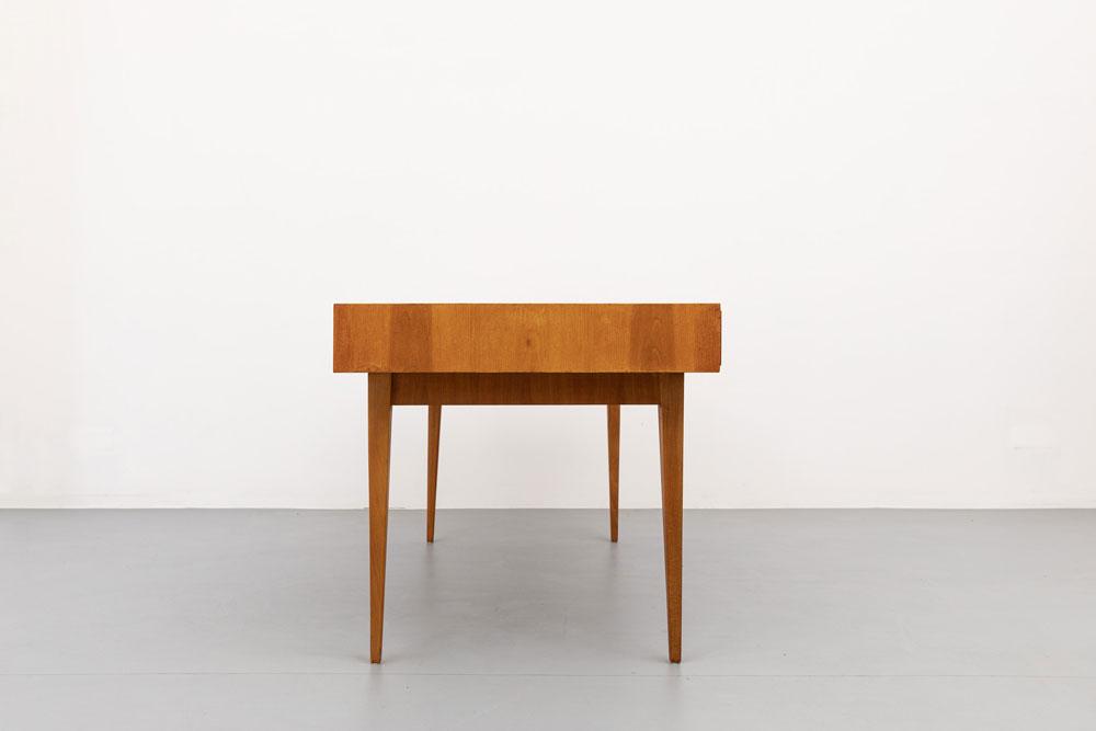 Tisch, Kirschholz furniert