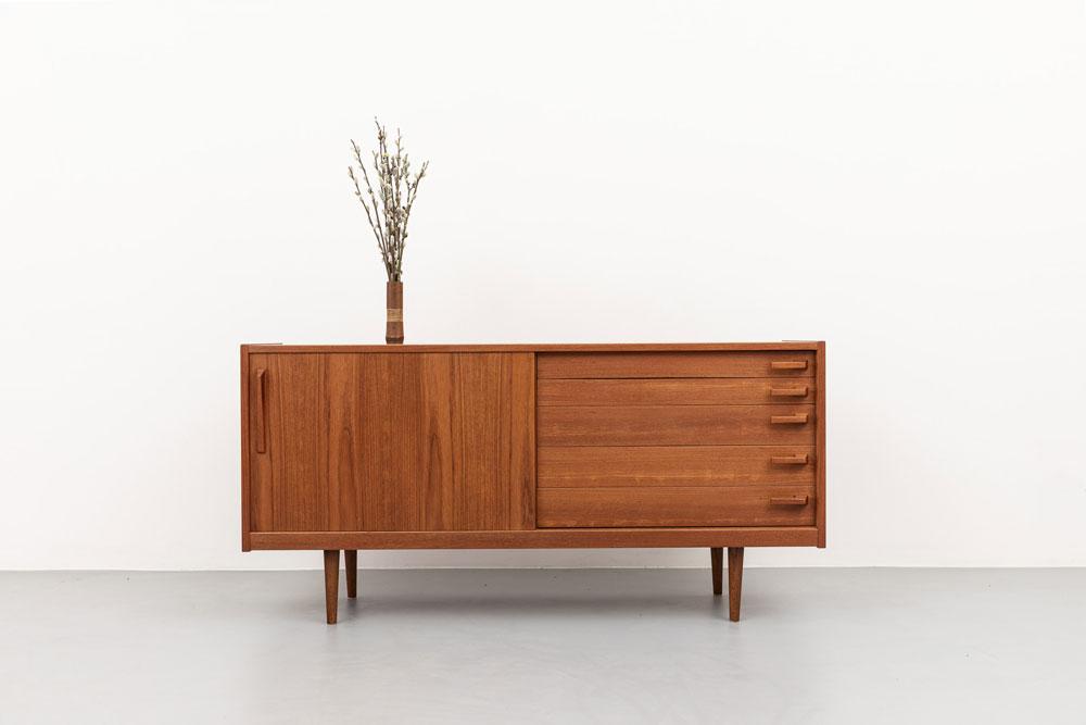 Sideboard, Yngve Ekström, Swedish Design