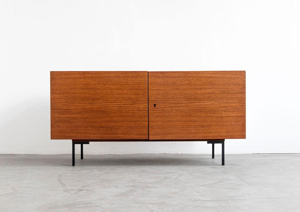 60er Jahre Teak Sideboard