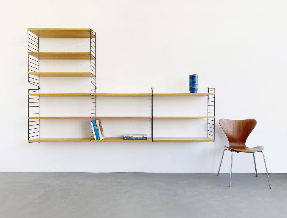 String Furniture, Limhamn, Schweden