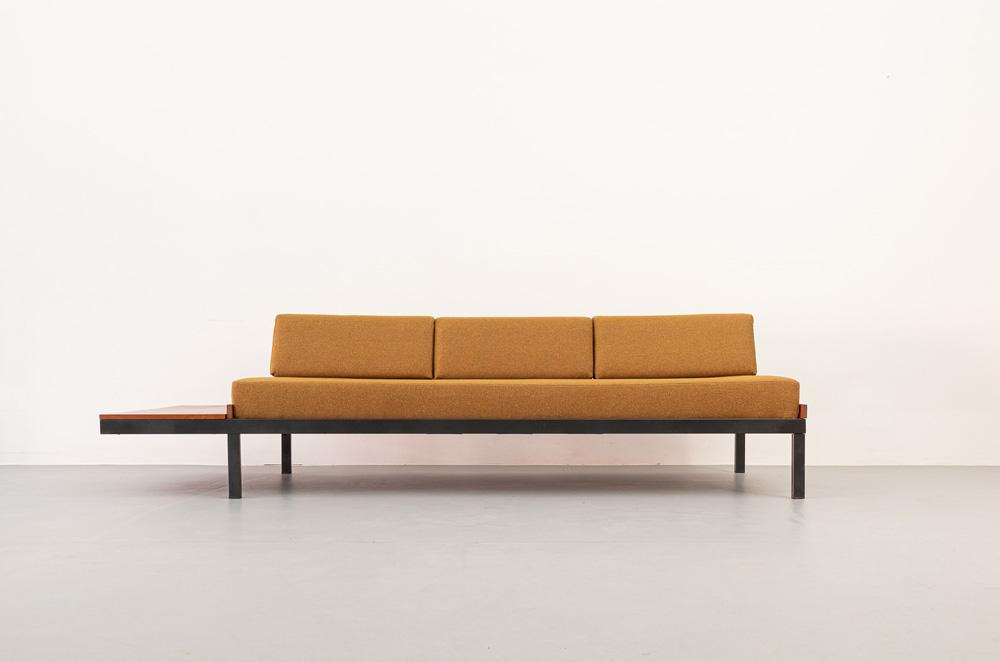 Sofa Daybed, 60er Jahre, Niederlande