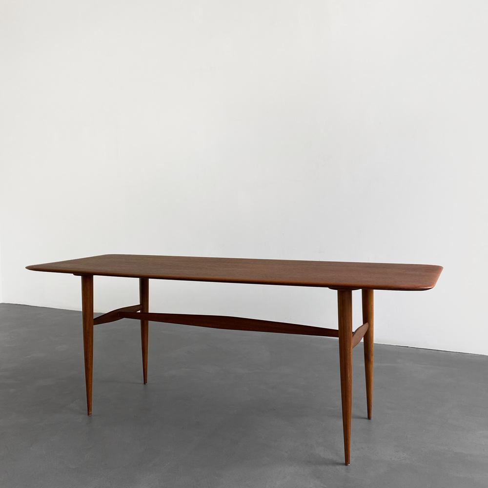 teak coffeetable designklassiker 60s