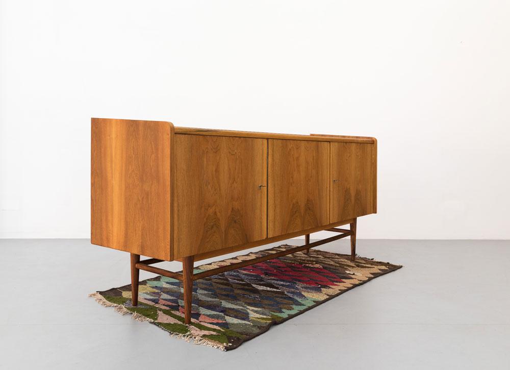 Sideboard DWH in Nussbaum, Vintage