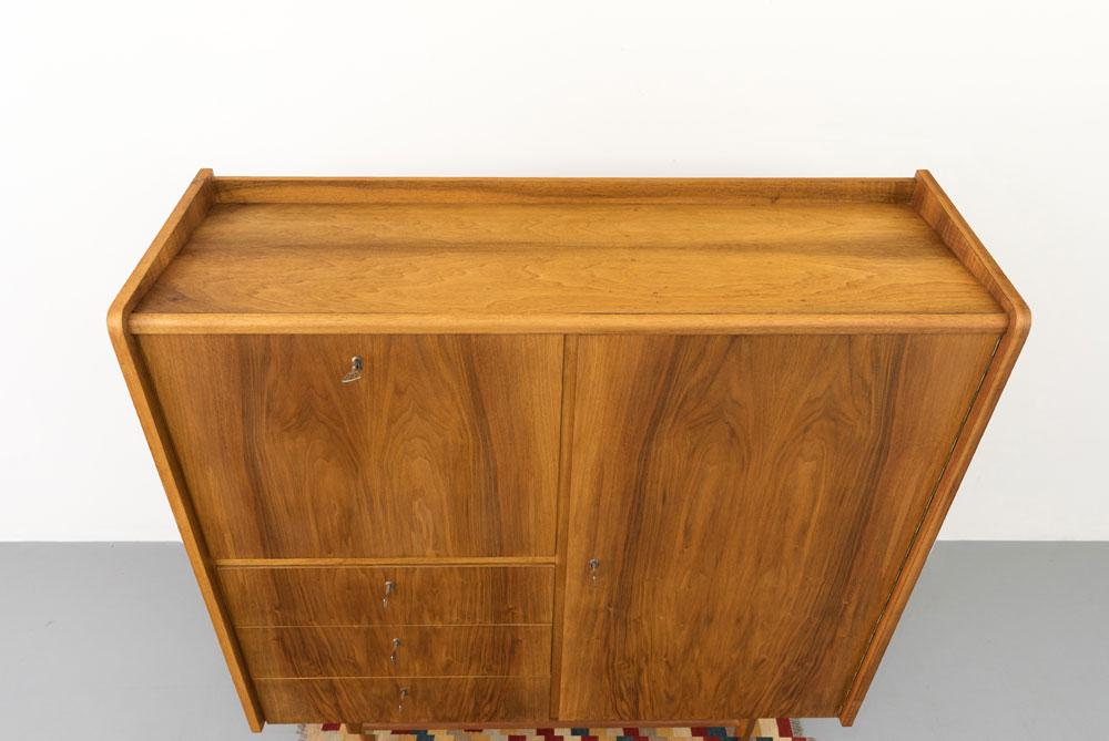 DWH Sideboard, Deutsche Werkstätten, 50s