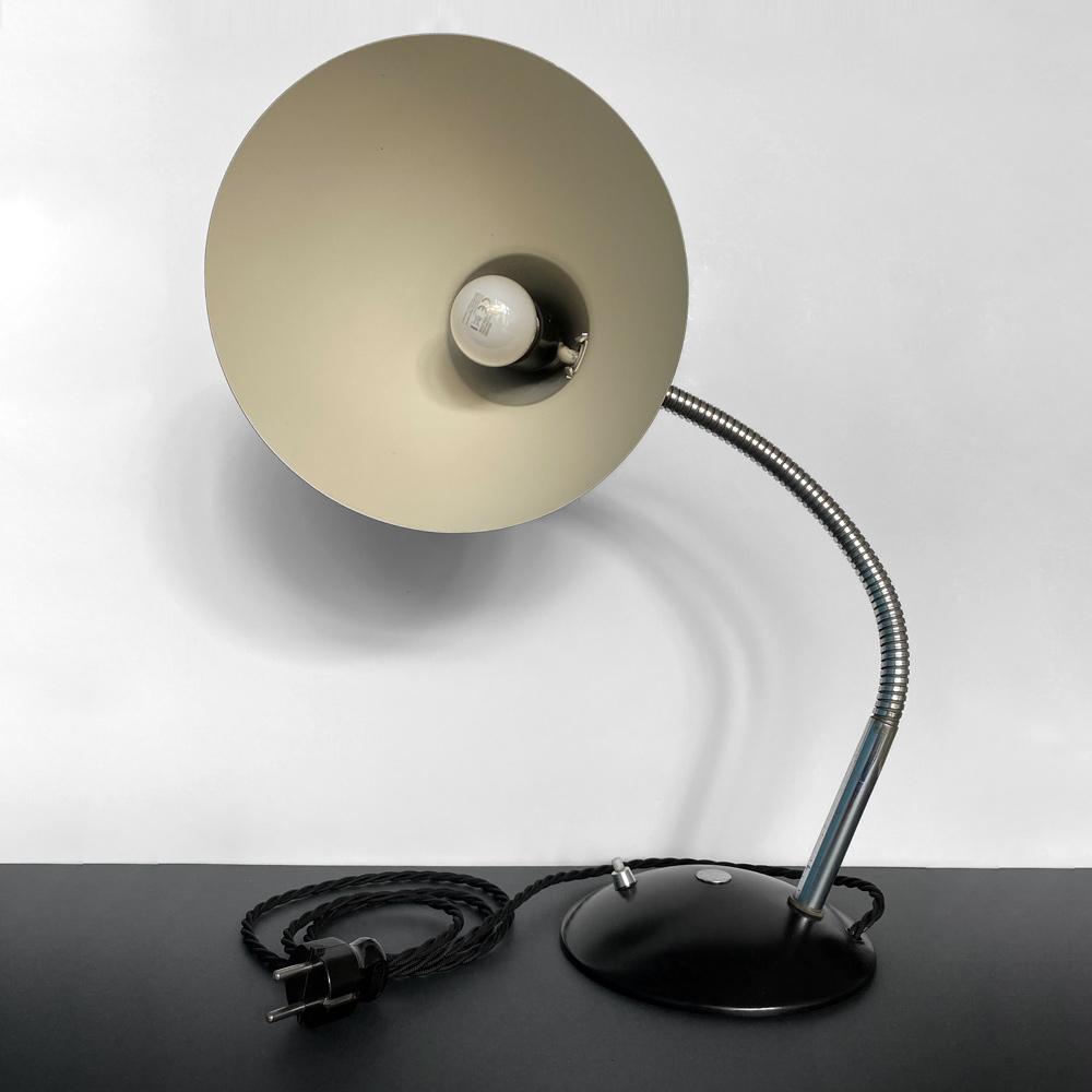 Halo Schreibtischlampe Hexenhut 60er
