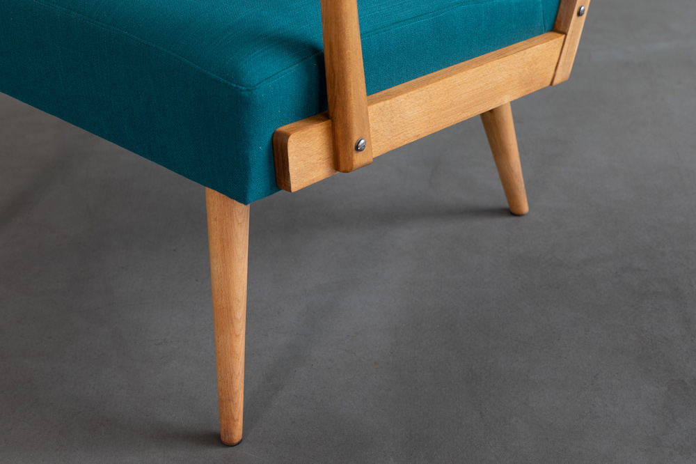 designklassiker 50er sessel armchair
