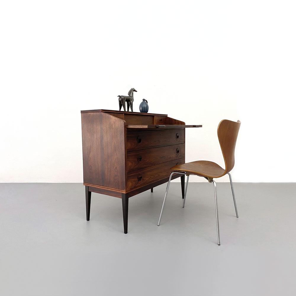 60er Jahre Sekretär Schreibtisch, Riis Antonsen