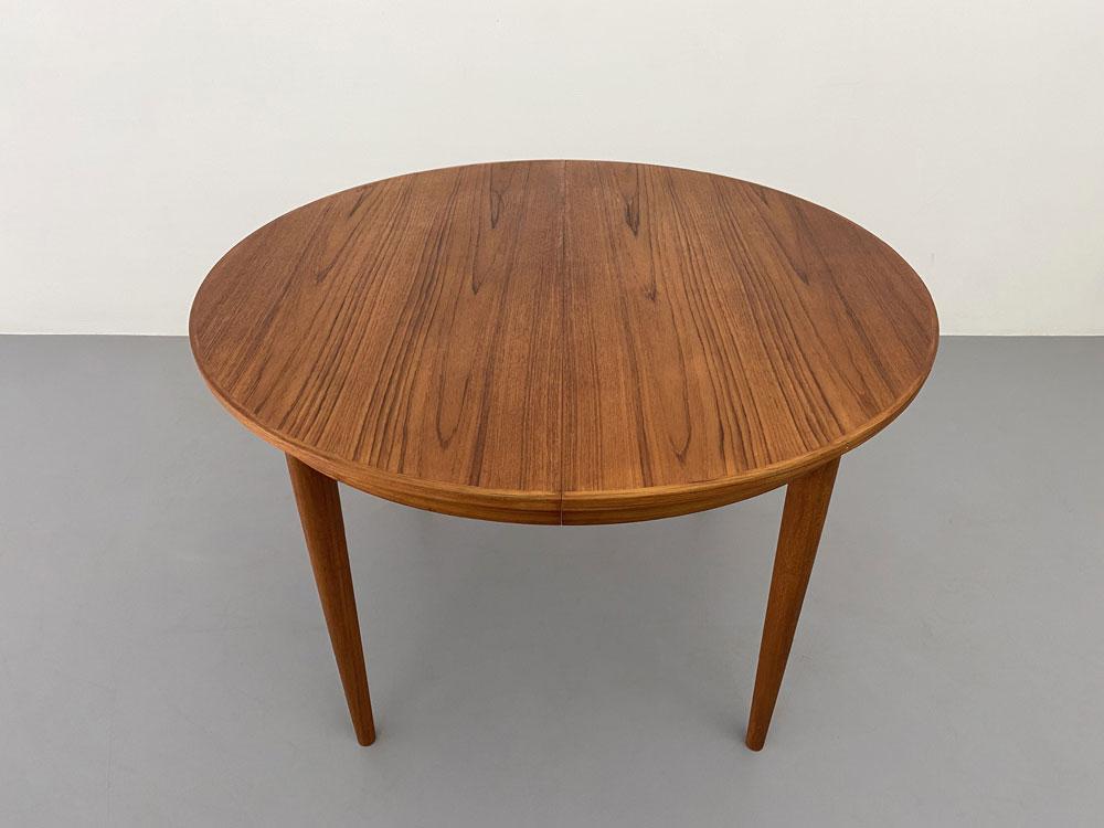 Esstisch, Danish Design, Vintage, restauriert