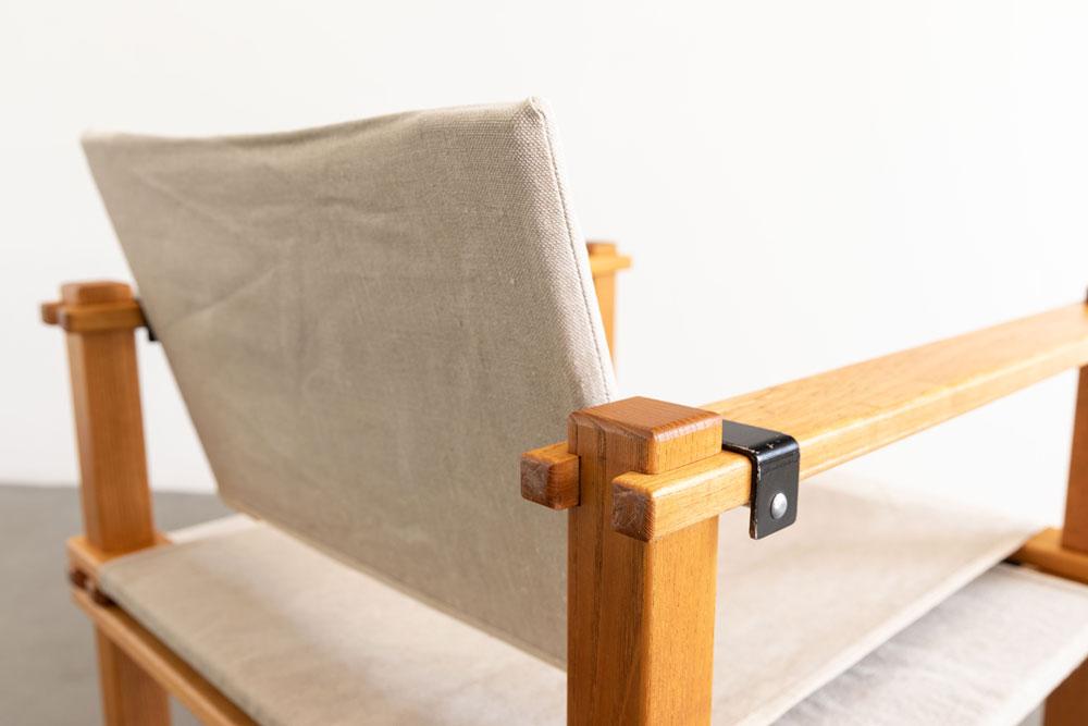 Bofinger Stuhl, Vintage, restauriert