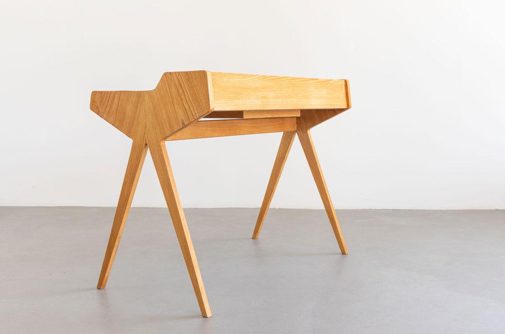 WK Möebel Schreibtisch, Magg, 50s