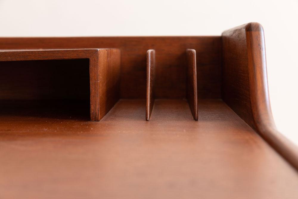 Schreibtisch, Vintage, Teakholz