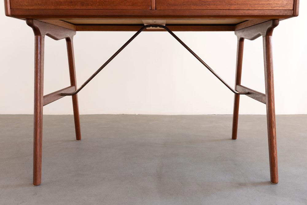 Arne Wahl Schreibtisch Dänemark, Vintage