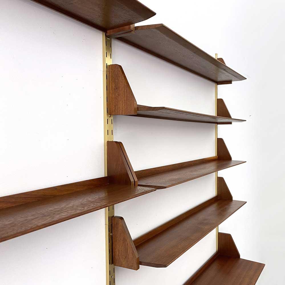 WK Möbel Regalsystem, 60er-jahre