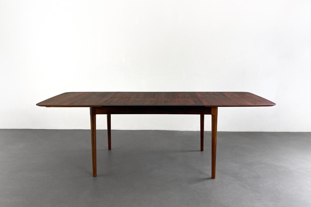 60er designklassiker Lübke Esstisch
