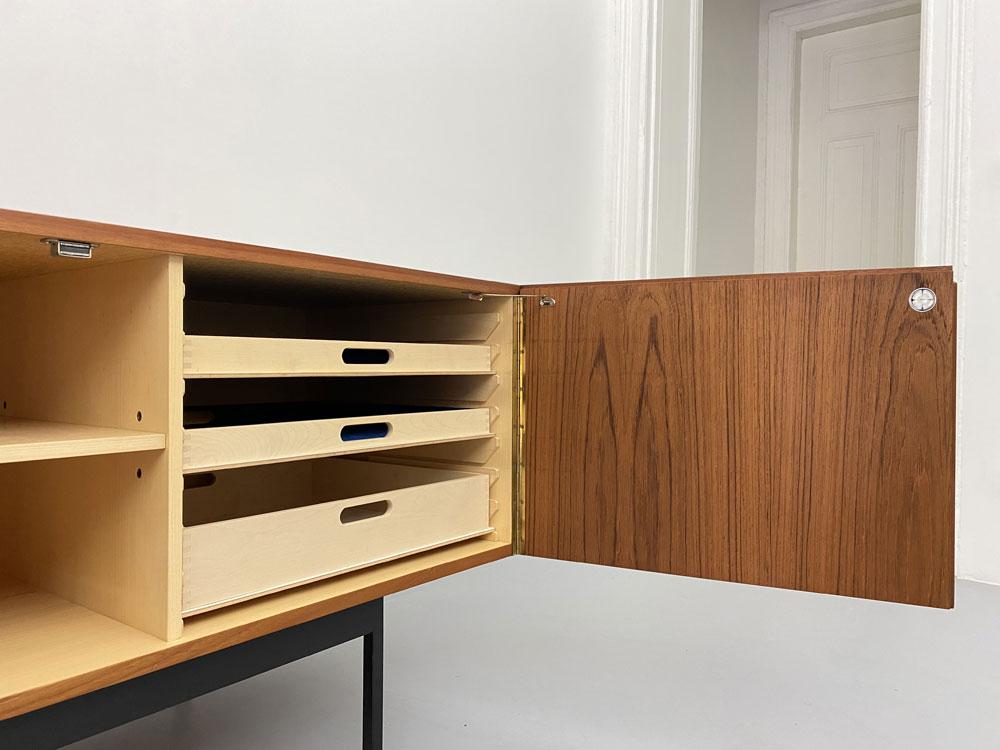 Sideboard, Teakholz, Behr, International, Vintage