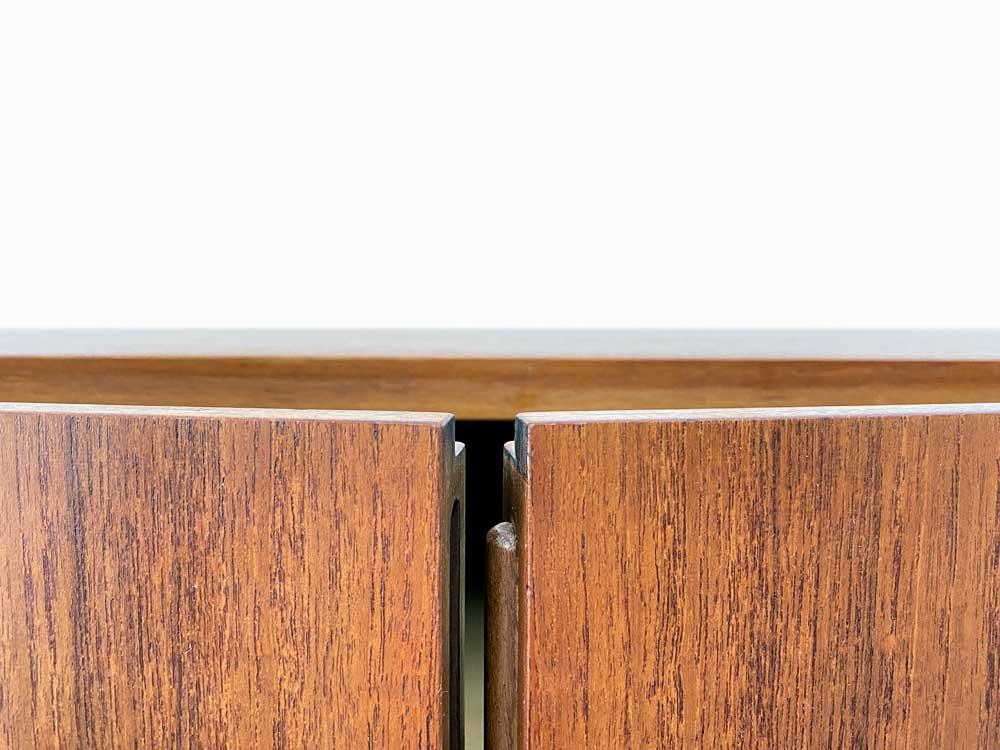 Dieter Waeckerlin Sideboard, Ahorn und Teak, original