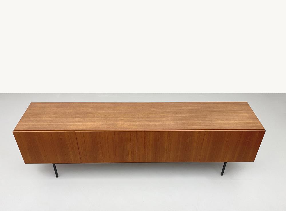 Sideboard, Vintage, Teakholz, Ahorn, Behr International