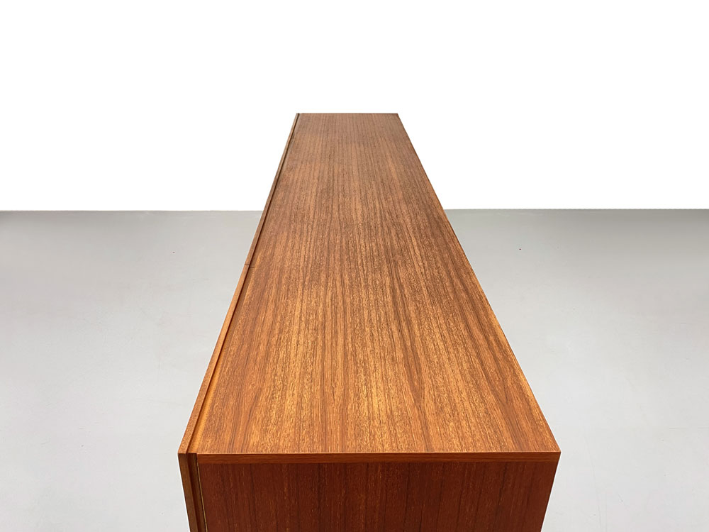 Teak Sideboard, Mid-century, 50s