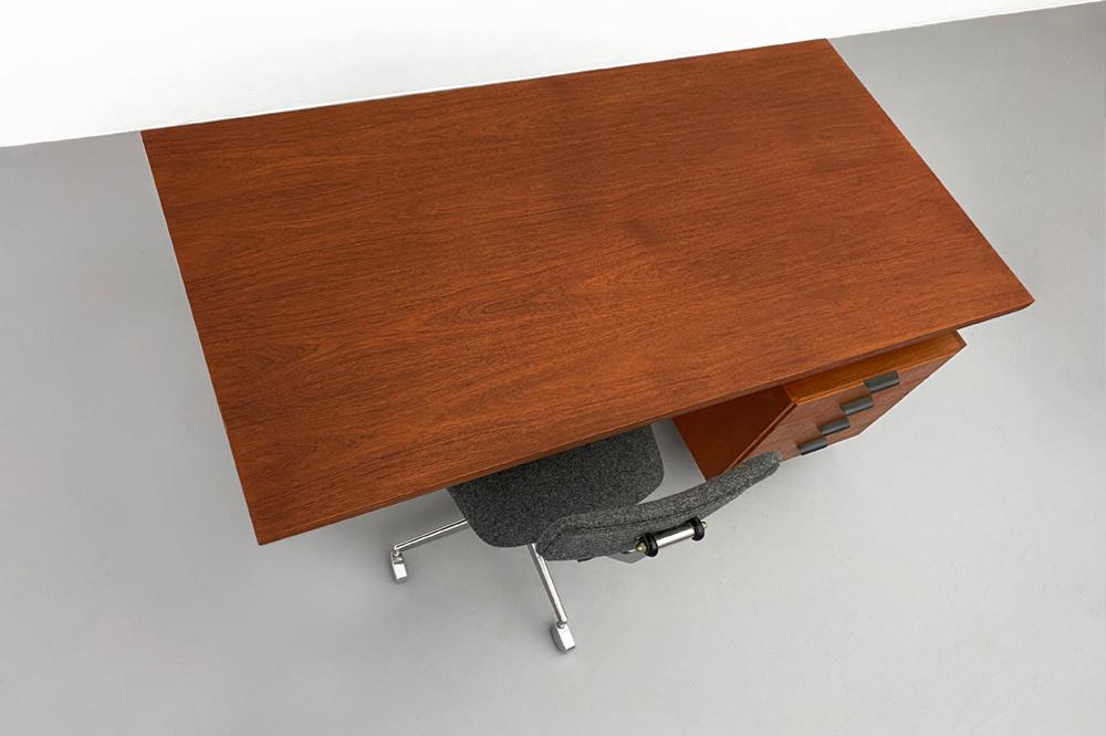 Vintage Hirche midcentury Schreibtisch