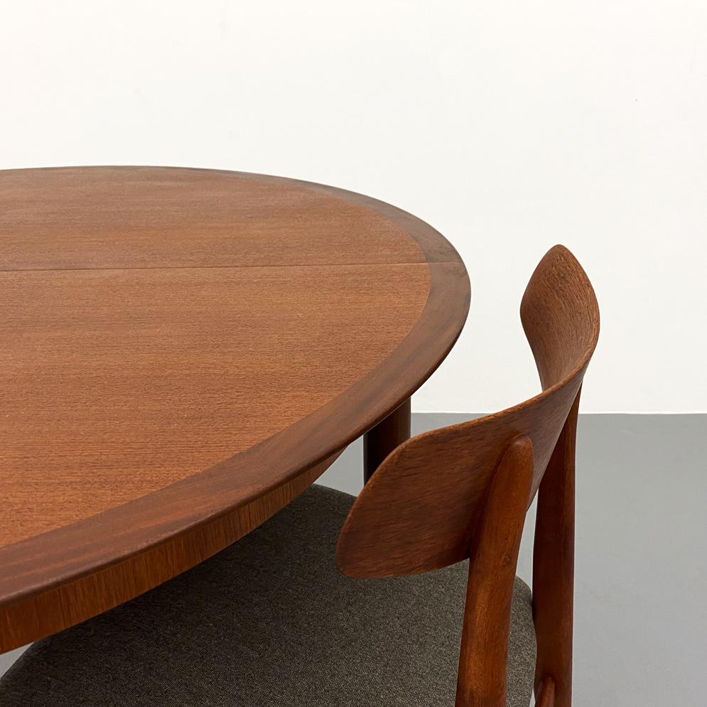 Esszimmer Lübke Tisch designklassiker